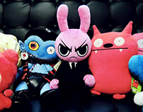 Mad Rabbit – Plush Toy