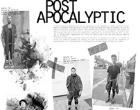 Street style: Post Apocalyptic
