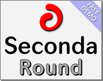 Seconda Round (Font Family) + Free Demo
