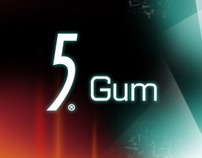 5 Gum Product Launch