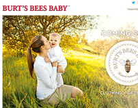 Burt's Bees Baby: voicing a new brand