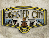 """Disaster City"" Flat Cities, Fall 2009 [Junior]"