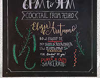 Chalkboard BAR BANCO
