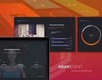 Gravidient Powerpoint Template