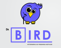 Dr. Bird - Fictional Branding Project