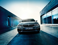 CGI & Postproduction BMW 5er