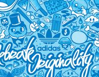 Adidas Originals: Celebrate Originality