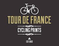 Tour de France 2012 Prints
