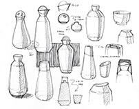 Vessel Concept Sketches