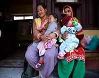 Nutrition & Hygiene (HKI, Sauraha, USAID, SABIN, CAT)