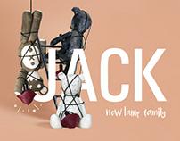 Jack | Lamp Family