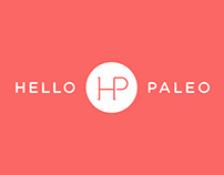 Hello Paleo / Corporate Identity