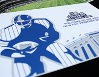 New Era Pinstripe Bowl Campaign
