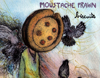 Moustache Prawn - Biscuits