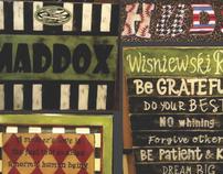 Taylor Schwenke Designs (painted signs,furniture,walls)