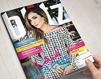 Projeto Gráfico Revista Blitz