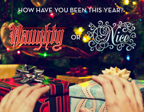 Were you naughty or nice?