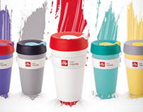 Design for illy KeepCup