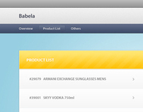 Babela Administrator Control Panel System