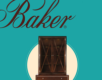 BAKER FURNITURE AD CAMPAIGN