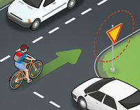 Illustrations for Traffic Safety Organisation