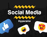Hyperama - Social Media