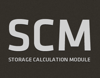 SCM - Storage Calculation Module for BICT