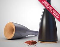 Campanula | Salt & Pepper shaker set