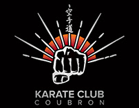 LOGO // KARATÉ CLUB COUBRON