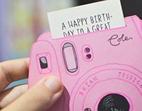 nicecrafts: Birthday Cards