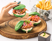 Burger Slider for Citymax Hotels - Dubai