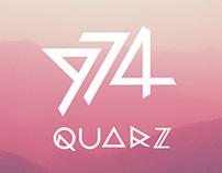 QUARZ 974 | Font