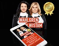 HEMSIDA FÖR WAHLGREN & WISTAM