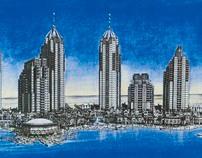 Dubai Marina Phase One
