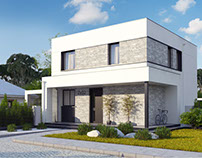 Zx92- gotowy projekt domu