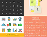 32 Free Vector Icon Sets – March 2015 Edition
