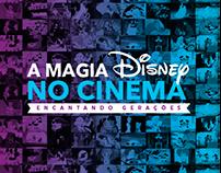 A Magia Disney no Cinema - A Exposição