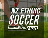 NZ Ethnic Soccer Tournament
