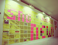 SNG! NOW   critical design project & installation
