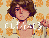 Citrus- Cosmetics and Apparel Branding