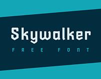 Skywalker free font