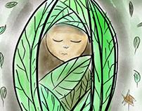 Lejla - A Little Forest Fairy