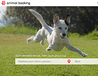Animal Booking