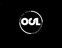 One Off Live Productions | Brand Identity