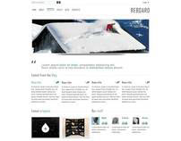 Reboard - Blog, Magazine and Portfolio Wordpress theme