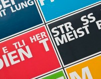 ver.di Rhein-Neckar // Imagekampagne - CityCards