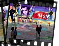 David Copperfield's World of Magic Promotional Video