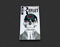 Magazine Reflet - spécial Roman Cieslewicz