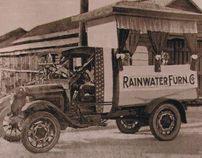 75th Anniversary Newspaper Ads, Rainwater's Furniture