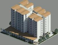 Option 1, Hulhumale - Housing.